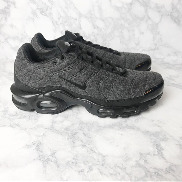 New Nike Air Max Plus Quilted Wool